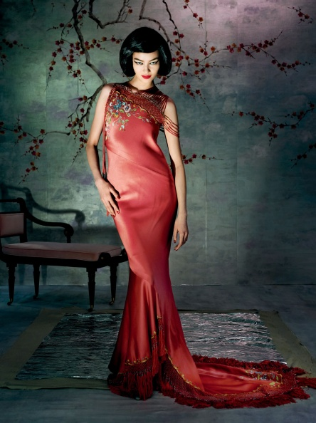 """China: Through The Looking Glass"" (at the Metropolitan Museum of Art) 